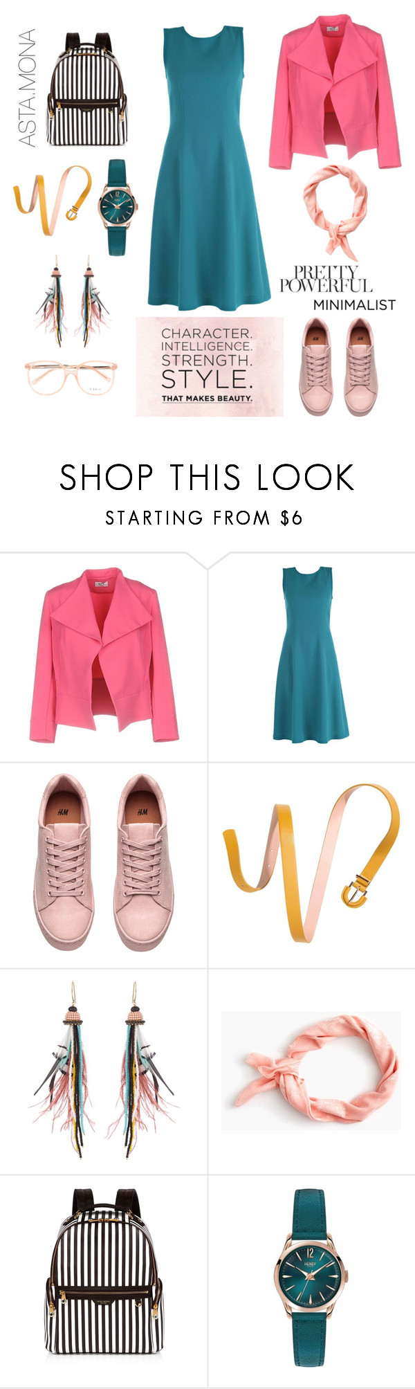 """""""Pretty Powerful Minimalist"""" by astamona74 ❤ liked on Polyvore featuring Laltramoda, P.A.R.O.S.H., Etro, J.Crew, Henri Bendel, Henry London, Chloé, Spring and casual"""