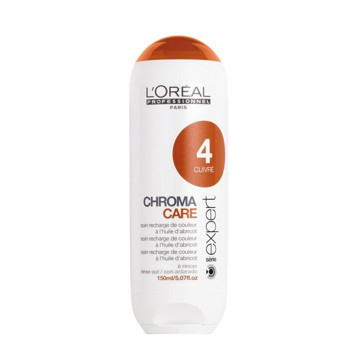 Loreal Chroma Care Bakir No 4 Boyali Saclarda Sac Renginin