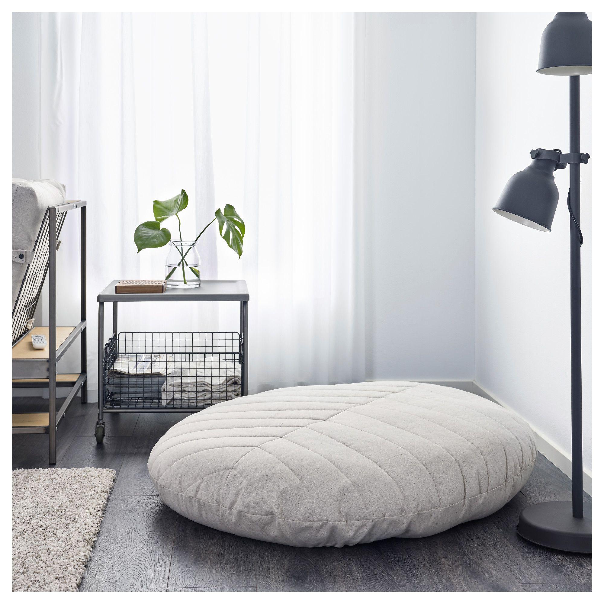 ikea living room floor pillows