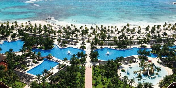 Barcelo Maya Colonial And Tropical Beach Caribbean Riveria 1500 Person For 7 Nights Including Airfare From Ord