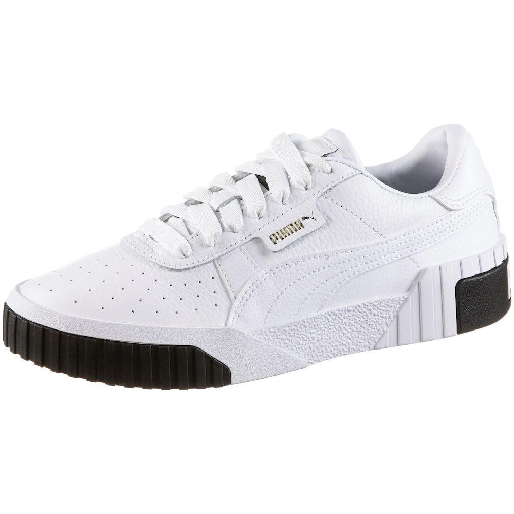 Puma Sneaker Cali In Schwarz Weiss In 2020 Puma Sneaker Sneaker Puma