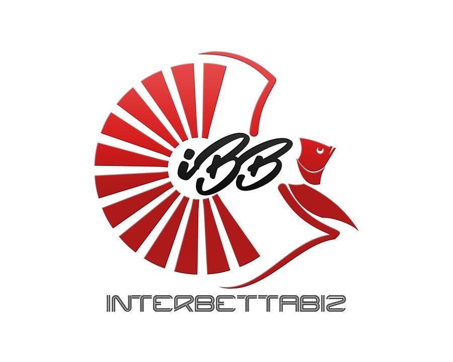 Betta Fish Club Logo Interbetta Biz Singapore Ikan Cupang Desain Logo Ikan