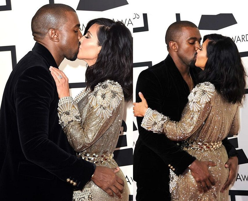 I Felt Magnetic Attraction Kanye West Describes Falling In Love With Kim Kardashiana Kanye West Kim Kardashian Kanye West Kim Kardashian