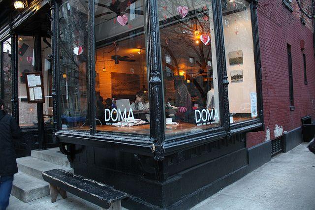 #domacafe #newyork by Massimo Fabrizio, via Flickr