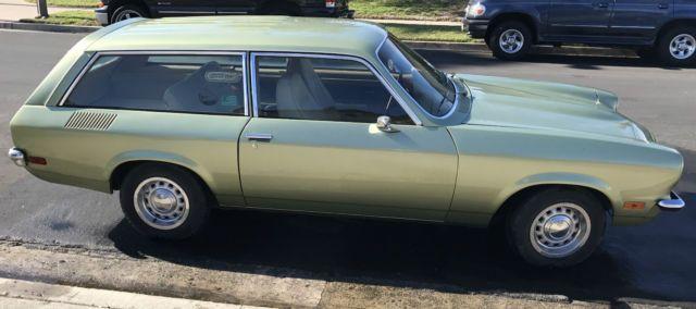 1971 Chevrolet Vega Wagon Chevrolet Vega Chevrolet Vega