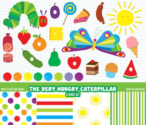 pin by julia bell on hungry caterpillar pinterest hungry caterpillar rh pinterest com very hungry caterpillar digital clipart very hungry caterpillar clipart black and white