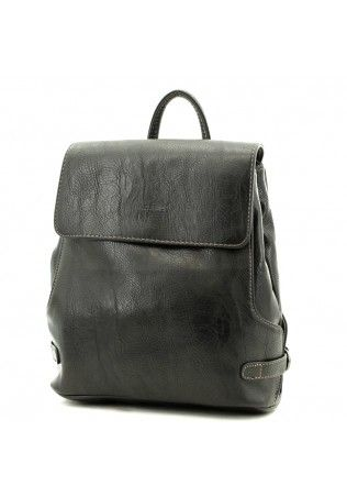 a814228dd43 David Jones Dames Rugzak Klep Black - I need this bag | Pinterest ...