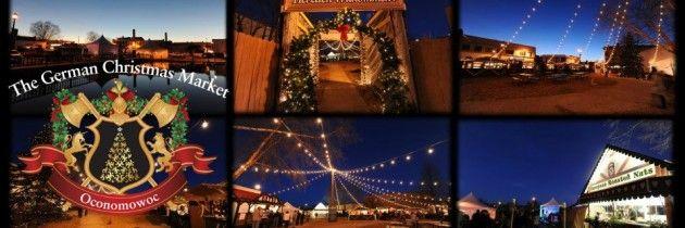 the german christmas market of oconomowoc - Oconomowoc German Christmas Market