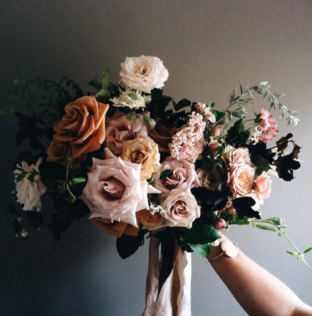 Utah Florist: Soil & Stem / Wedding Style Inspiration