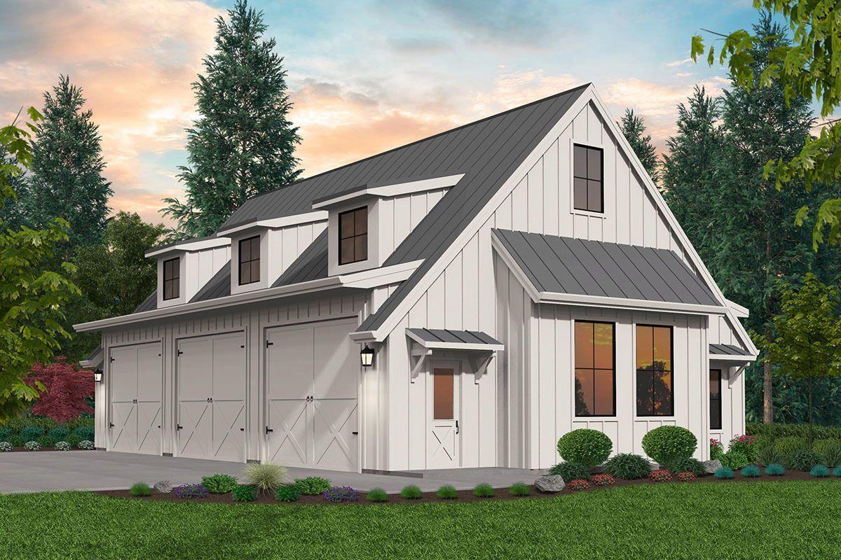 21+ Farmhouse style garage plans inspiration