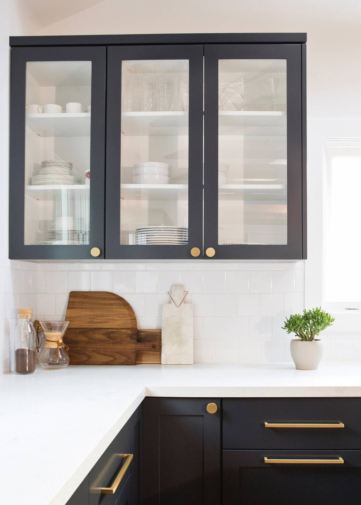 this dated 1920s l a home was given a serious modern makeover best kitchen designs interior on l kitchen interior modern id=28632