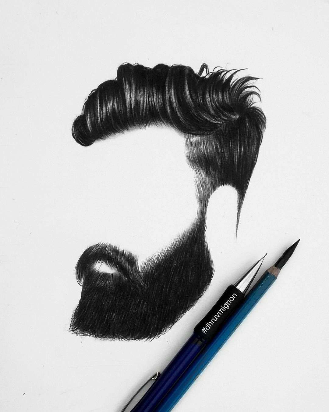 Pin by amirhossein on beard pinterest sketches haircuts and