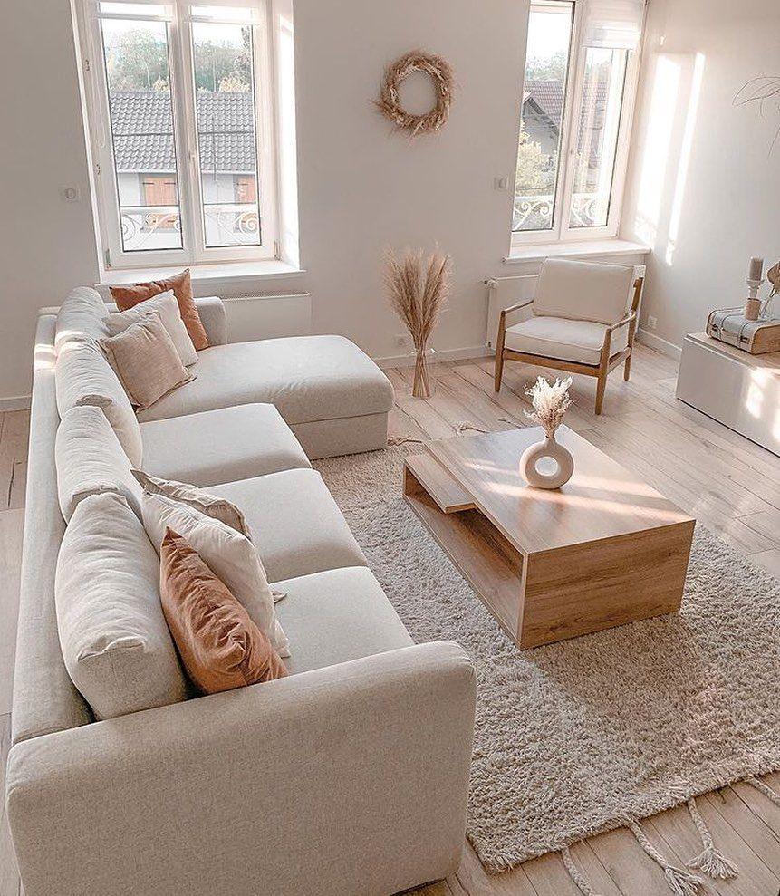 Guest Bedroom Couples Bedroom Bedroom Makeovers Rustic Bedroom His And Her Bedroom Ideas Inspira Bright Living Room Living Room Decor Apartment Apartment Decor Living room vs bedroom