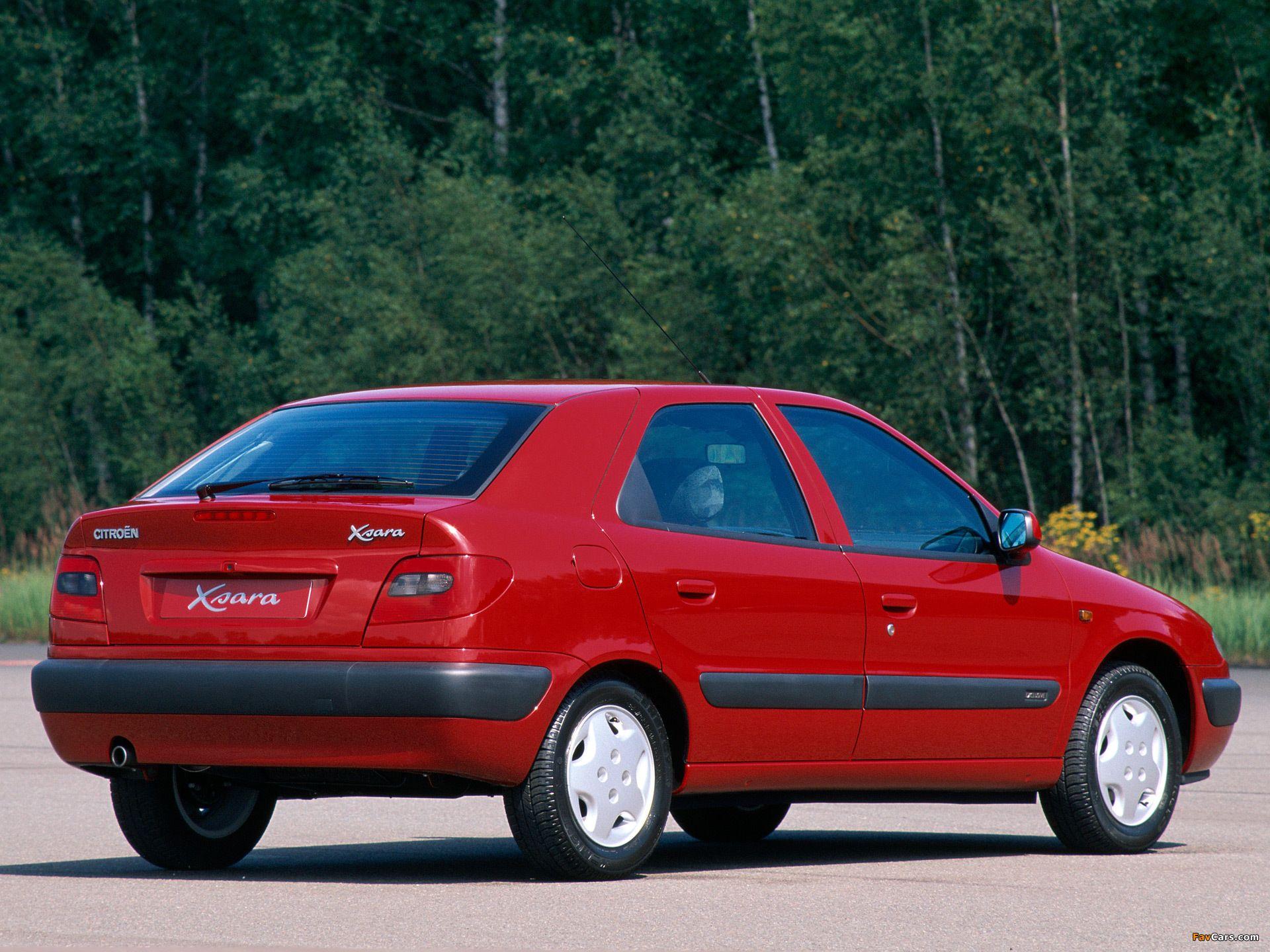 Citroen Xsara Hatchback 1997 2000 Images Citroen Xsara Xsara Hatchback