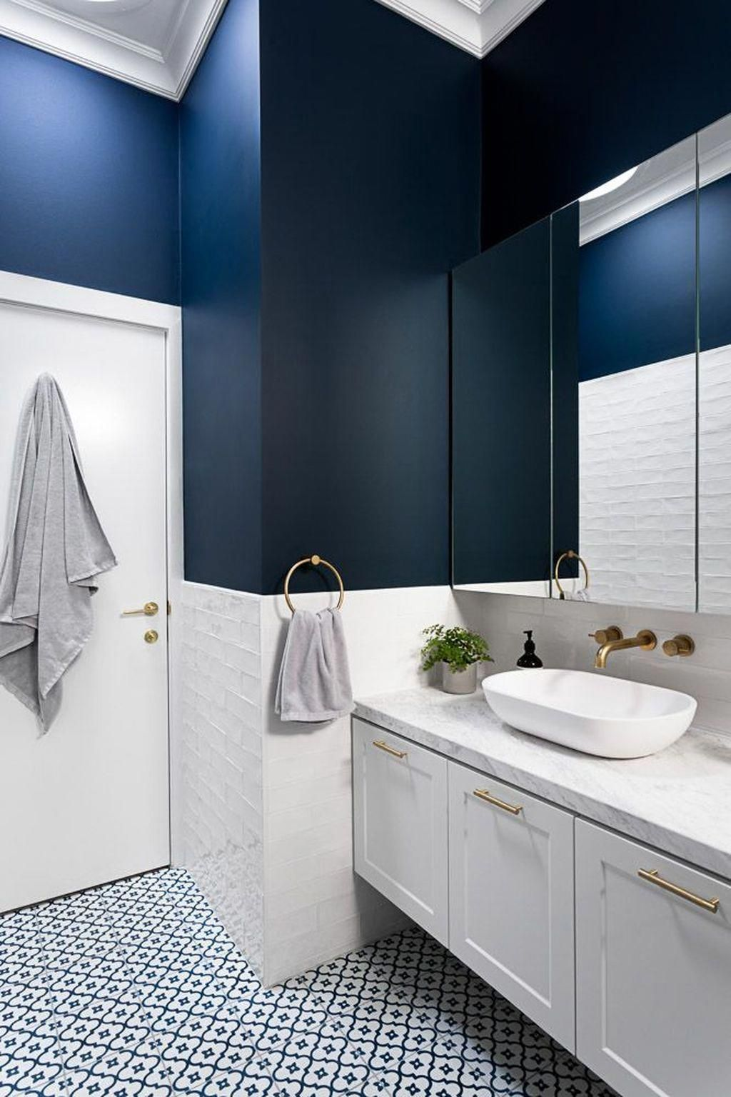 Amazing Bathroom Color And Decorating Ideas