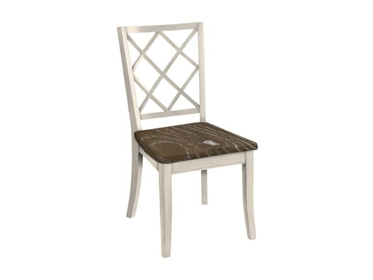 4 Bassett Chairs In Aged Sailcloth With Hopkins Oak Seat From Talsmas