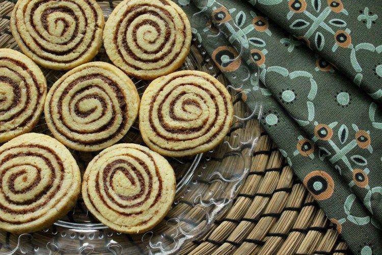 Zimt & Zucker – Plätzchen für die Weihnachtszeit #cinnamonsugarcookies