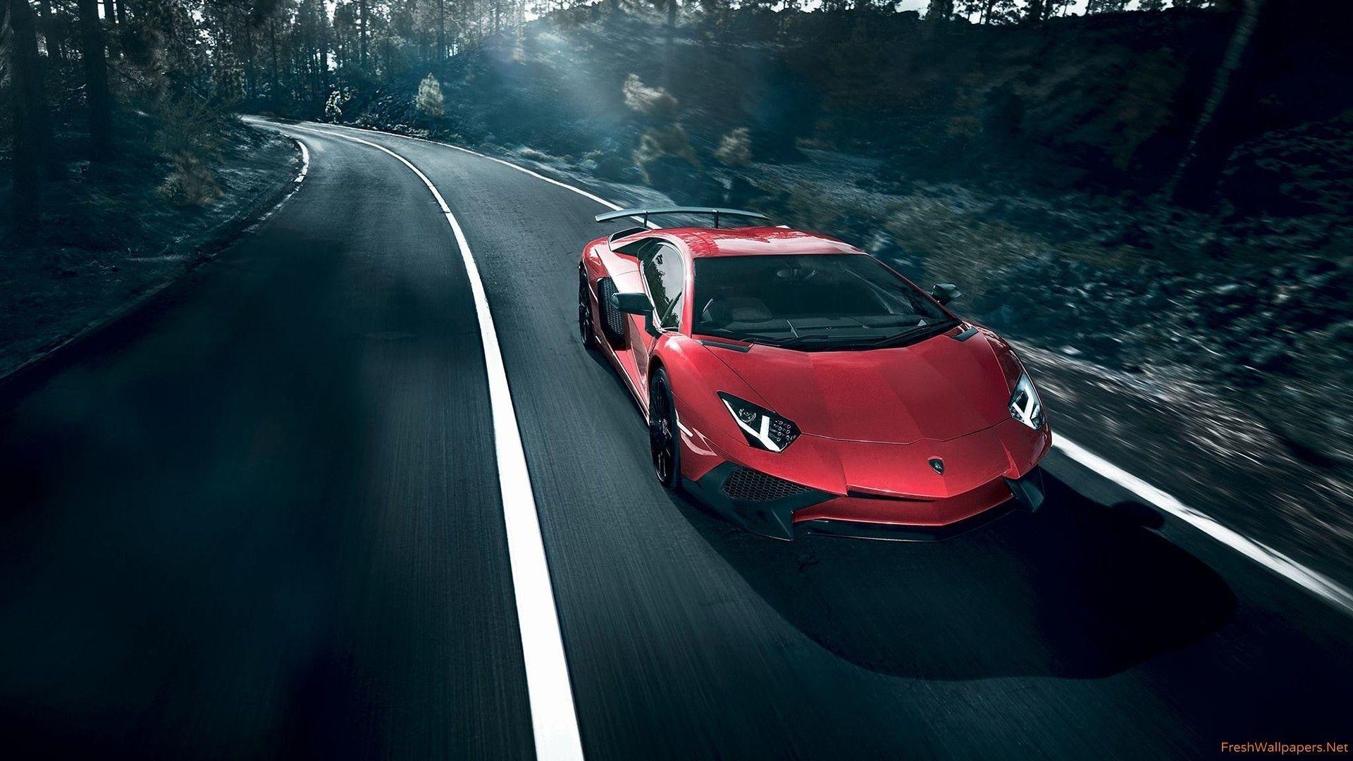 10 New Lamborghini Aventador Sv Wallpaper Full Hd 1080p For Pc