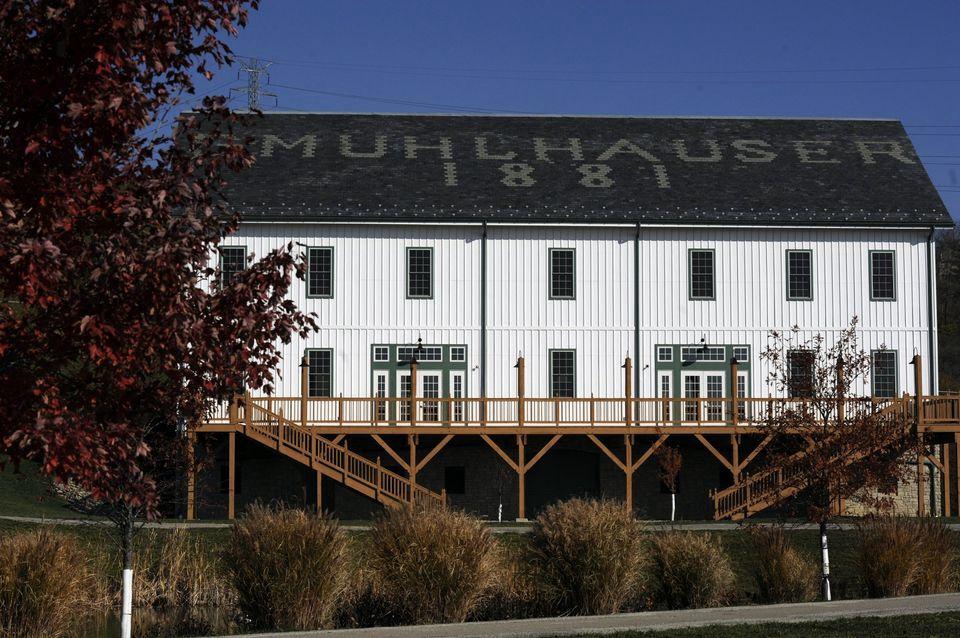 Muhlhauser barn in west chester   House styles, House, Decor