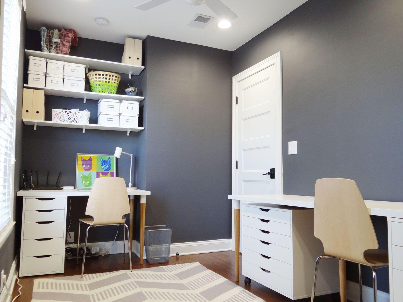 Home office renovation  Office renovation, Home, Furniture