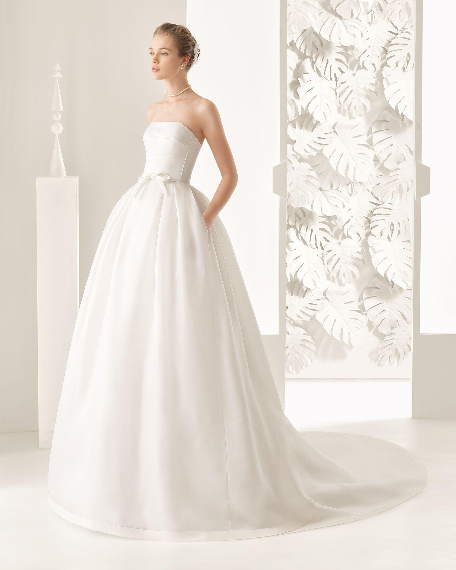 Nectar - 2017 Bridal Collection. Rosa Clará. | Rosa clará ...