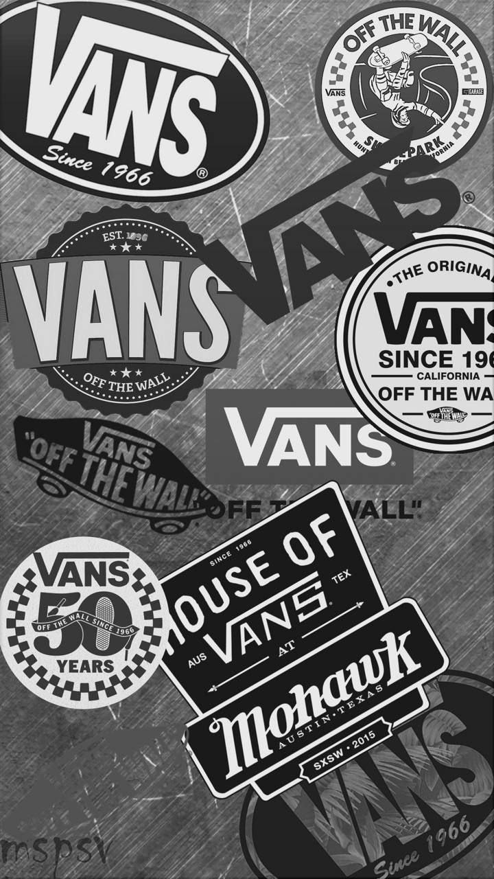 Vans Logo wallpaper by stretfordend91 - 63 - Free on ZEDGE™