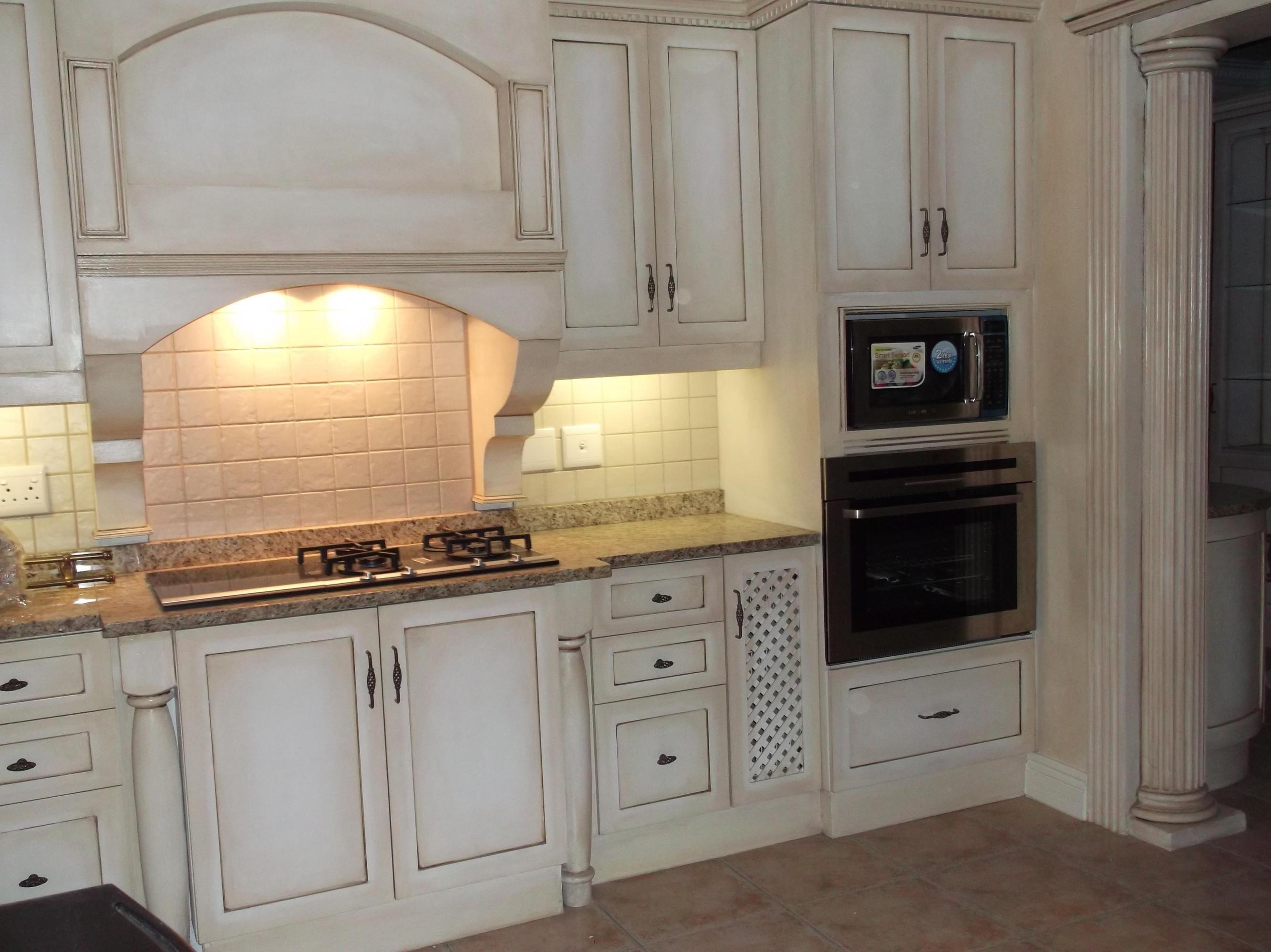 Shabby Chic Kitchen Cabinets Ideas 5