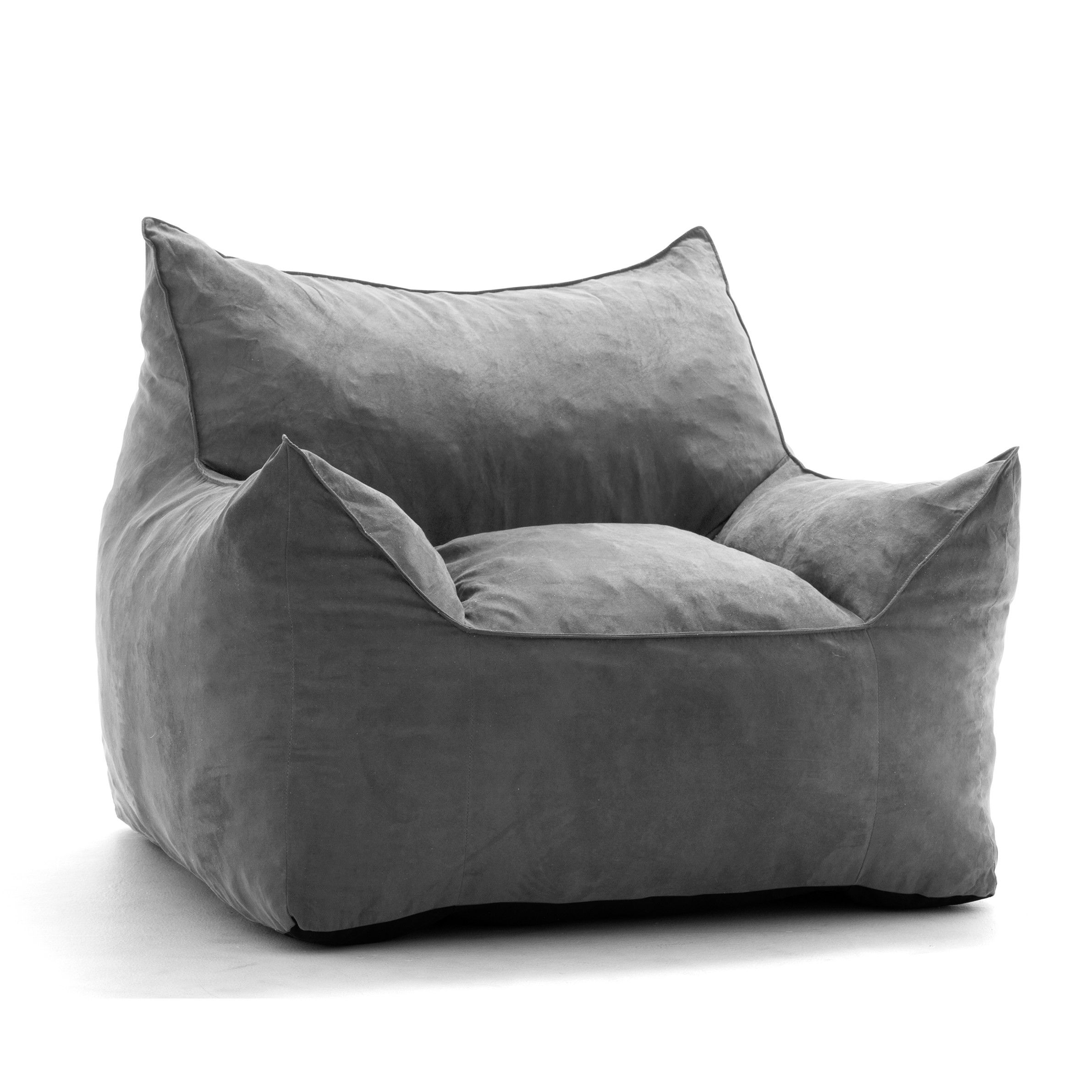 Customer Image Zoomed Bean bag lounger, Bean bag chair