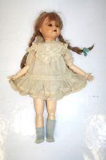 Alte Armand Marseille Puppe 2966 8/11 Porzellankopf Porzellan antike Puppe 65 cm
