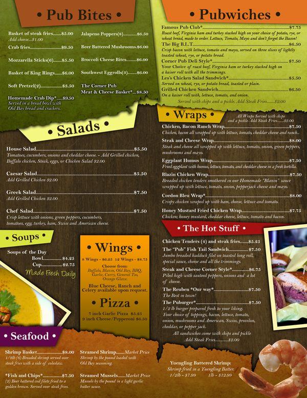 cool menu designs google search cool menu desgns pinterest menu
