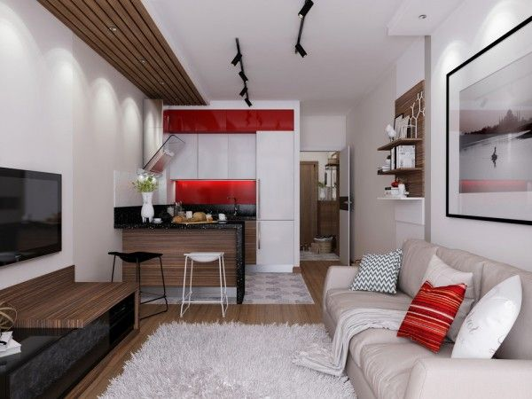 4 Super Tiny Apartments Under 30 Square Meters Includes Floor