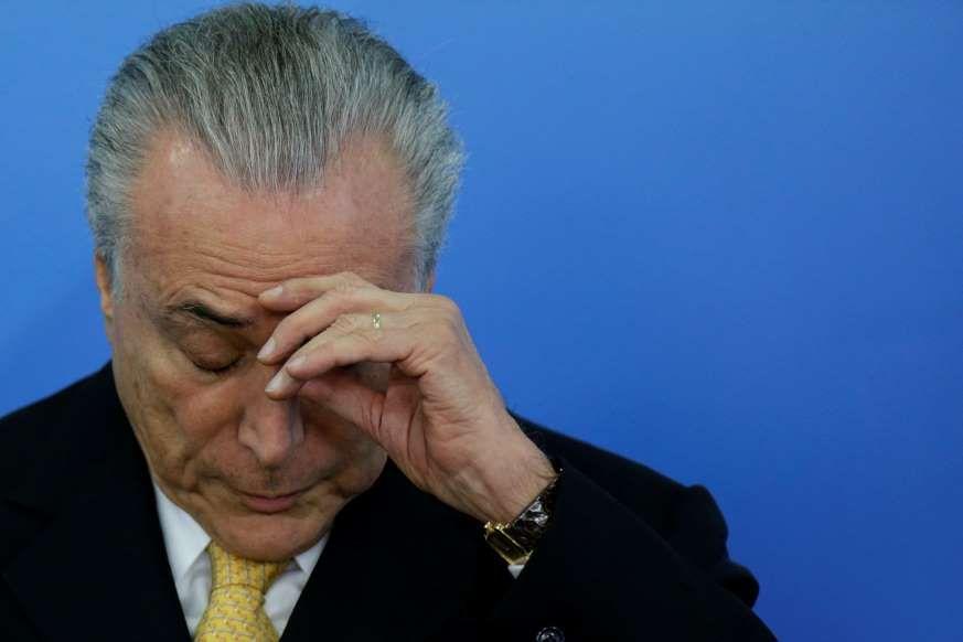 Delação da Odebrecht pode atingir ministros, avalia Planalto
