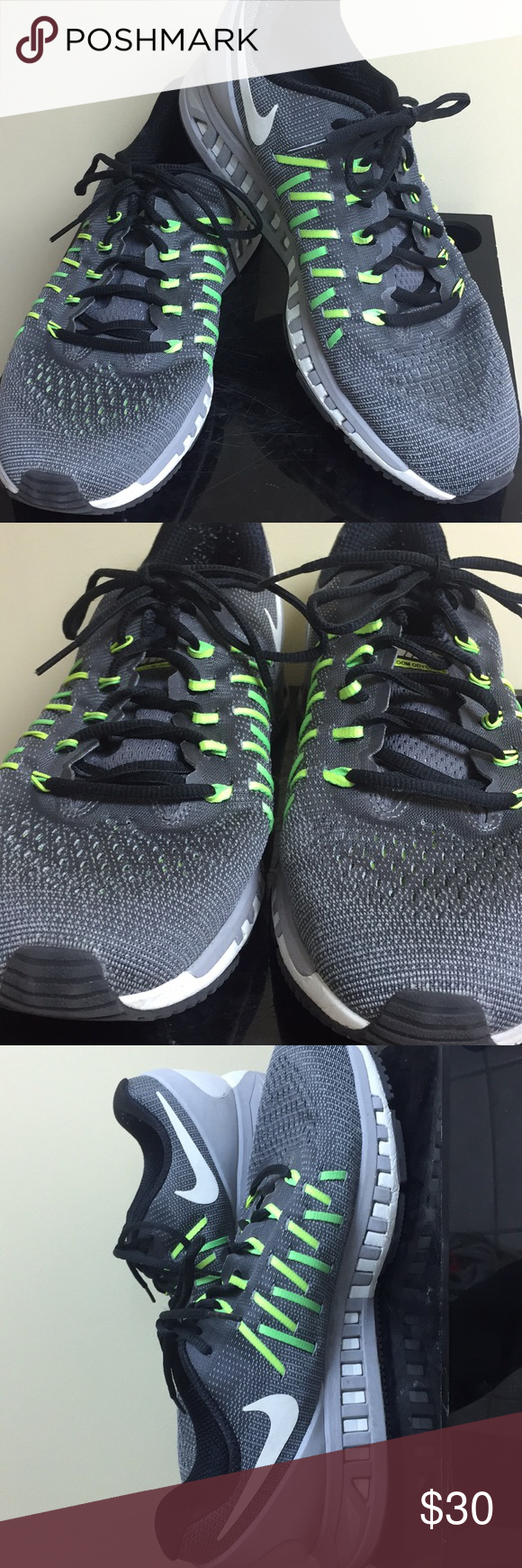 Men Nike Run Easy Athletic Shoes Soft