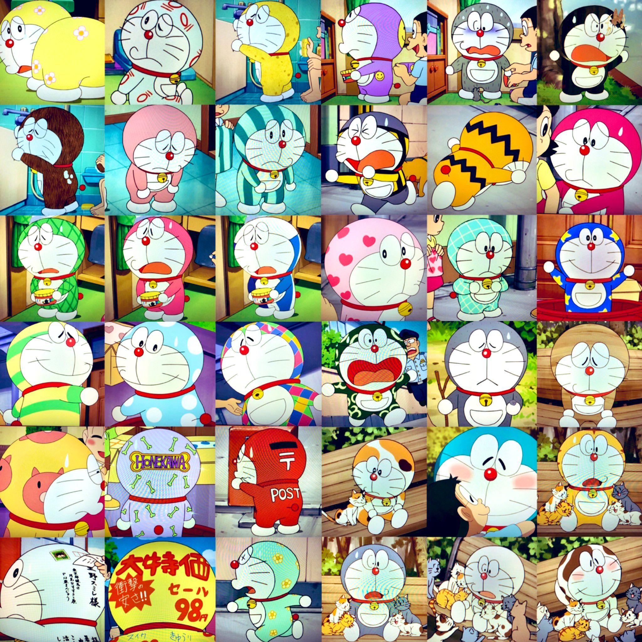 Ghim của Cheah Qi Hong trên Doraemon (Có hình ảnh) Doraemon