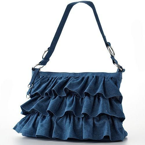 denim handbags - 4 - Handbag Ideas