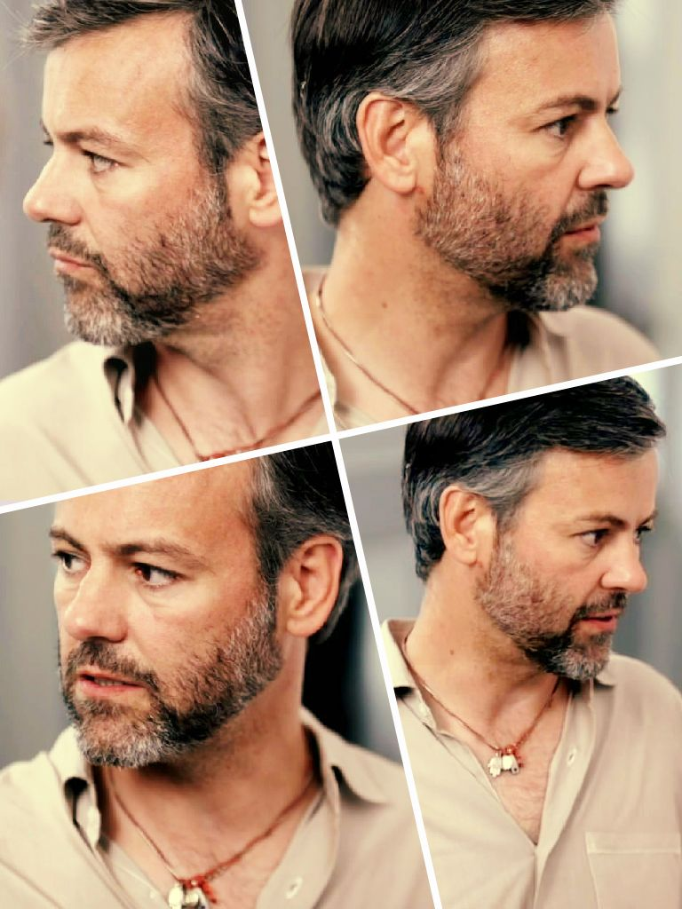 Rupert Graves as Alfred Hardeberg in Wallender