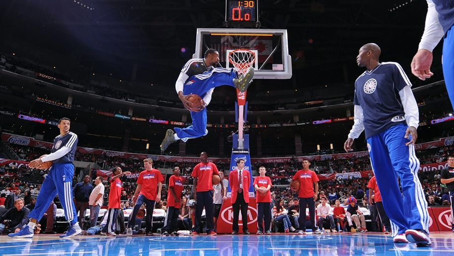 Dallas Mavericks Vs Los Angeles Clippers Staples Center Los Angeles Ca Los Angeles Clippers Los Angeles Nba