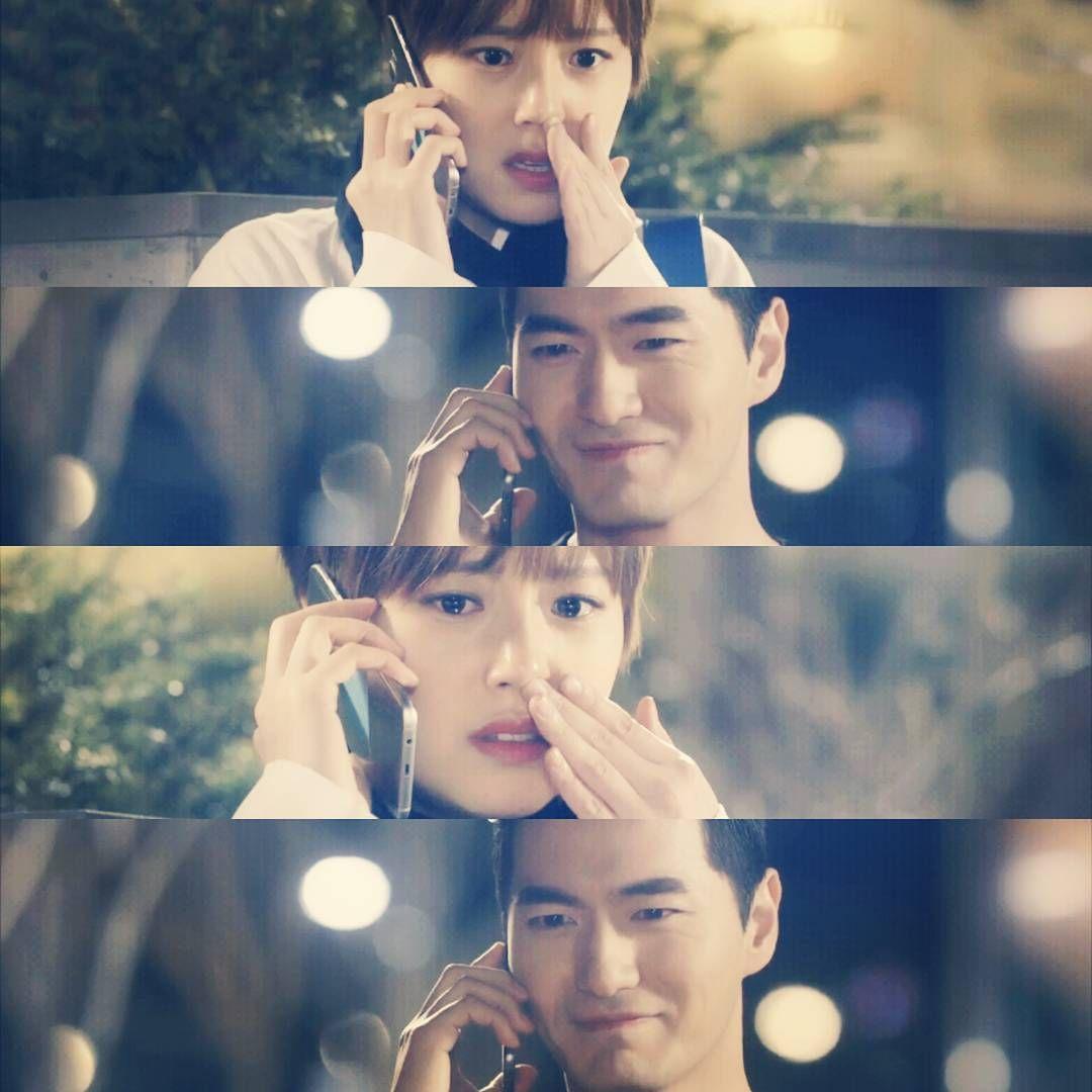 """""""不要在虐我们斯婉了!#moonchaewon #leejinuk #goodbyemrblack #文彩元 #李阵郁"""""""