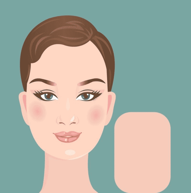 بالنسبة للوجه الطويل او المستطيل فيتميز بالآتي يكون الفرق بينه وبين الوجه البيضاوي انه اذا رسمت Oblong Face Hairstyles Oval Face Hairstyles Cool Hairstyles
