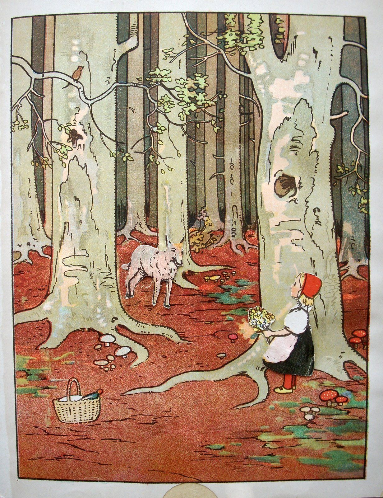 "little red riding hood essay ""once upon a time, there lived a little girl with a red riding hood"" å kind of a boring, cliché intro there are more interesting ways to start off this famous story."