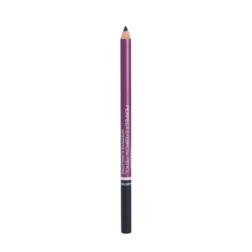 Focallure bicéfala g6818 ceja enhancer lápiz con peine de cejas herramientas de belleza a prueba de agua