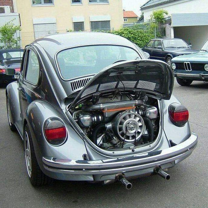 Porsche 911 Engine Vw Beetle: Pin De Diego Lazaro En Vocho