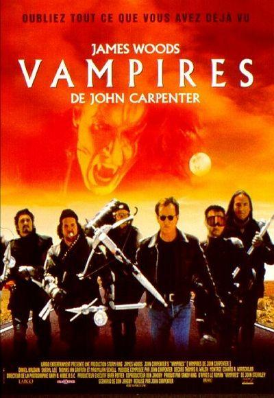 Vampires 1998 Best Vampire Movies Vampire Movies Horror Movie Fan