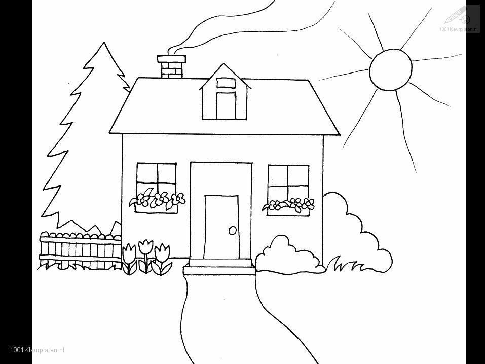 House Color Page  AZ Coloring Pages  nursery room  Pinterest