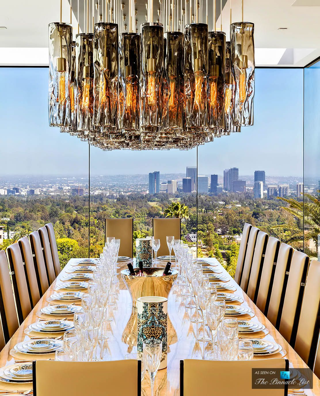 Luxury Homes In Los Angeles California: $250 Million Luxury Residence