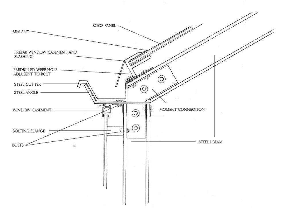 Glass Roof Detail Google Search Glass Roof Roof Architecture Roof Construction