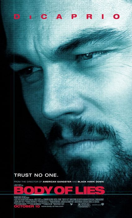 Body Of Lies Starring Leonardo Dicaprio Russell Crowe Mark