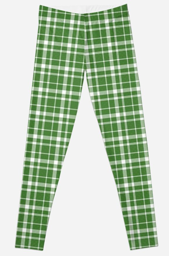 St. Patrick's day plaid pattern • Also buy this artwork on apparel, stickers, phone cases, and more.