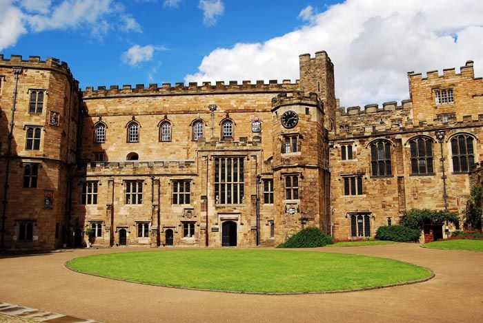 University Of Durham England Castles Fortresses Mansions