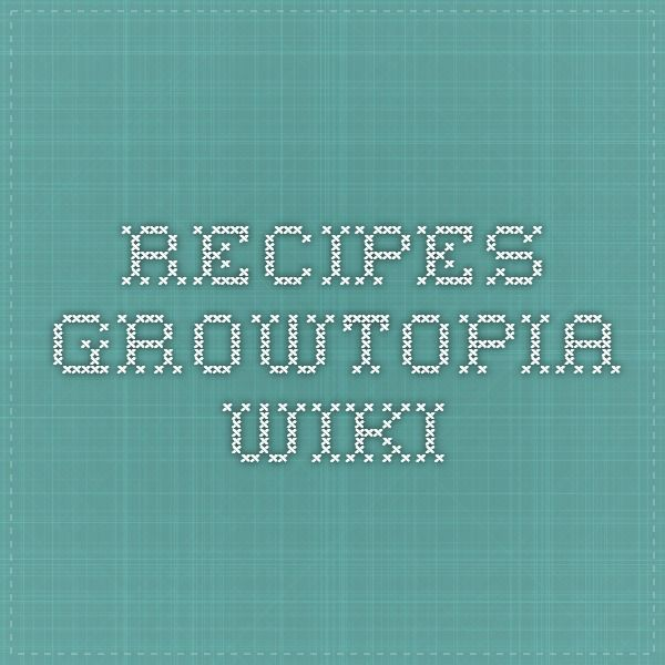 Recipes recipe mix recipies and recipes recipes growtopia wiki forumfinder Choice Image